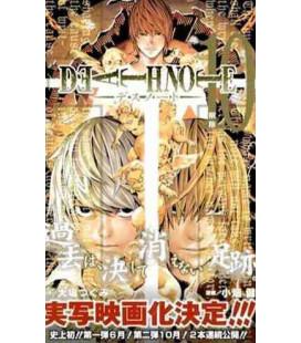 Death Note (Vol 10.)
