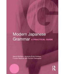 Modern Japanese Grammar (A Practical Guide)