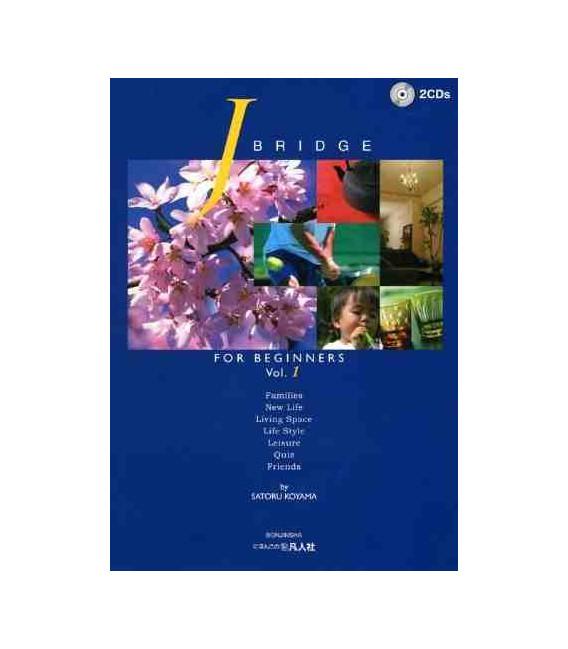 J.Bridge for Begginers Vol.1 (incluye 2 CD)