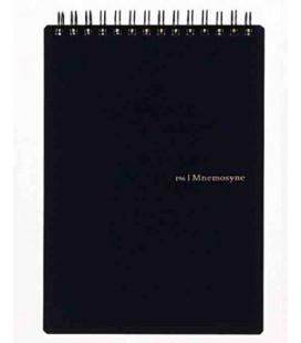 Maruman Mnemosyne Notebook N196A (Größe B6) - Gestreift 7 mm