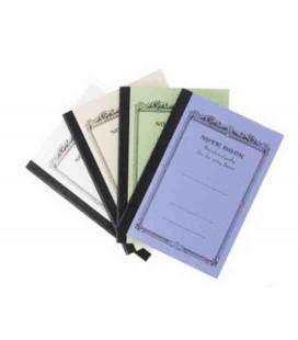 Apica CD5N Notizbuch - Größe A7 (4 Notizbücher in 4 verschiedenen Farben)
