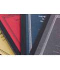 Apica CD9 Notebook - Tamaño A7 (pack 4 libretas de 4 colores diferentes)